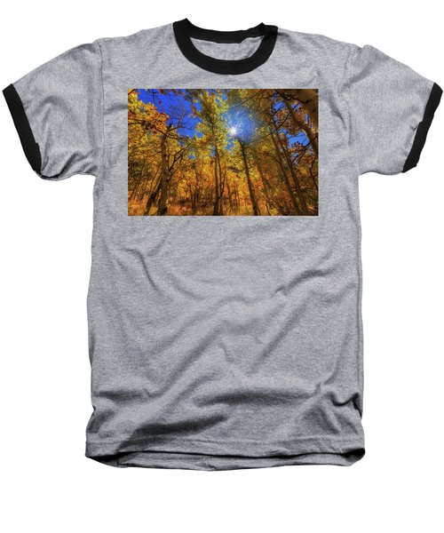 Happy Fall Baseball T-Shirt