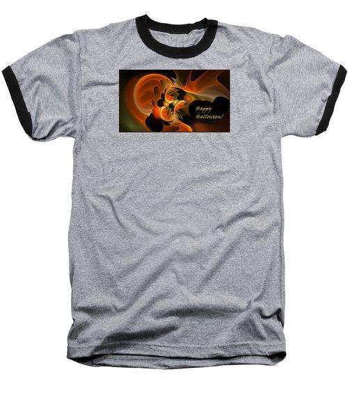 Happy Halloween Baseball T-Shirt