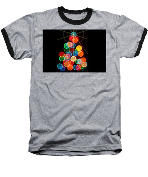 Happy Holidays - 2015-r Baseball T-Shirt