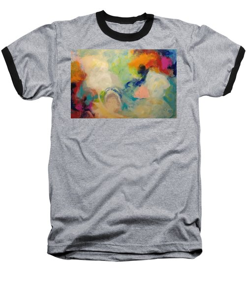 Happy Motions Baseball T-Shirt