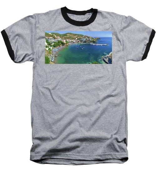 Harbor Of Bali Baseball T-Shirt