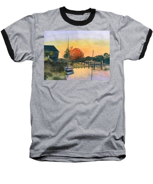 Harthaven Harbor, Mv Baseball T-Shirt