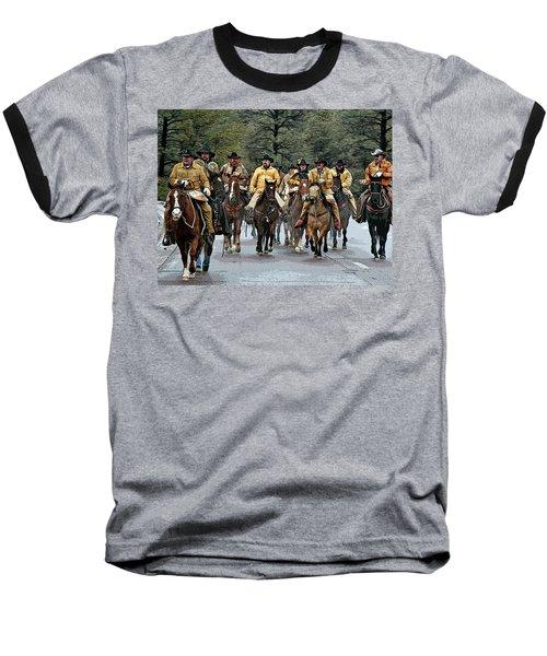 Hashknife Riders Baseball T-Shirt