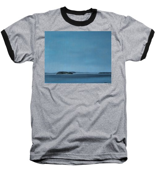 Hat Island View From Harborview Park Baseball T-Shirt