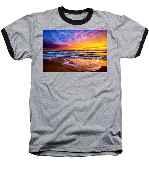 Hatteras Dawn  Baseball T-Shirt