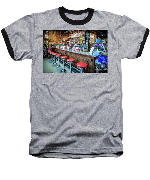 Have A Seat Baseball T-Shirt