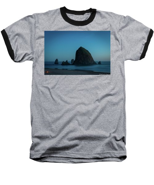 Haystack And Needles Baseball T-Shirt