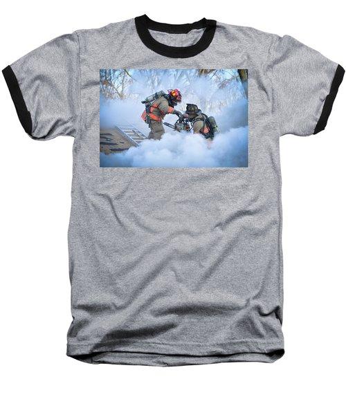 Hazardous Duty Baseball T-Shirt
