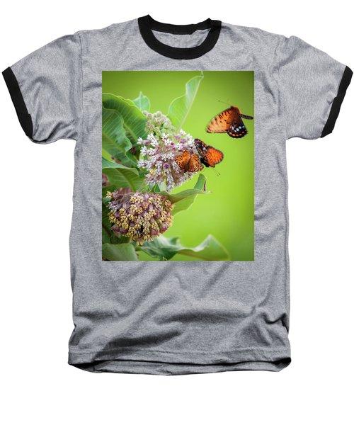 Head Over Heals For Milkweed Baseball T-Shirt