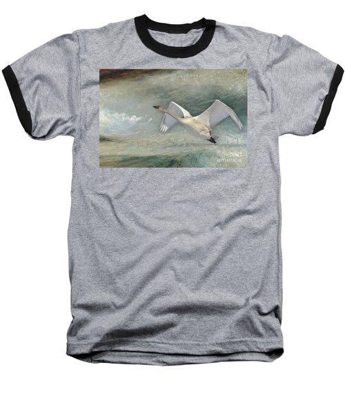 Heading North Baseball T-Shirt