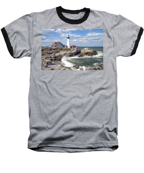 Headlight 4 Baseball T-Shirt
