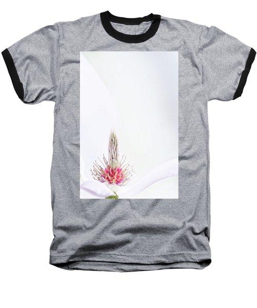 The Heart Of A Magnolia Baseball T-Shirt
