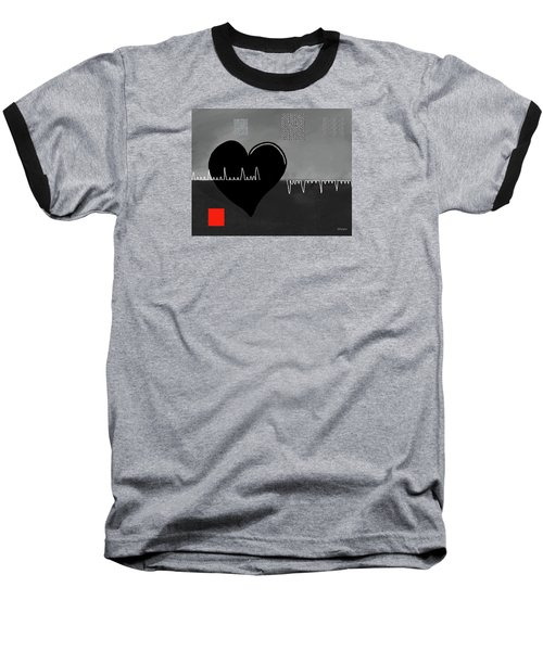 Heartbroken Baseball T-Shirt