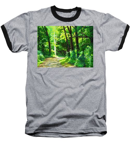 Heaven And Nature Sings Baseball T-Shirt