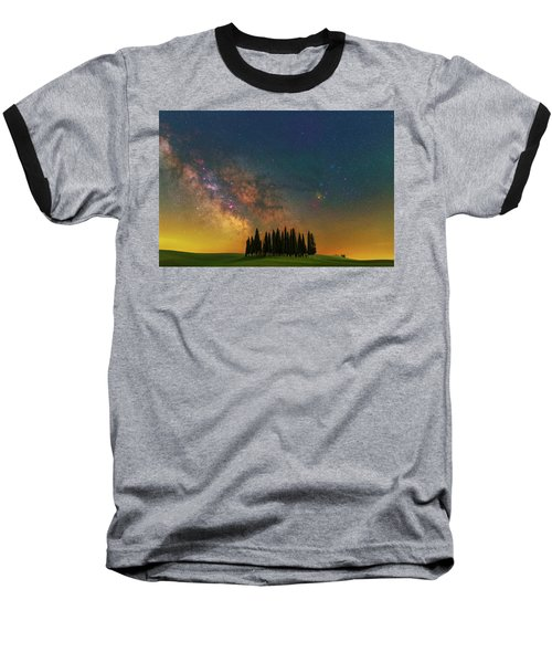 Heaven On Earth Baseball T-Shirt