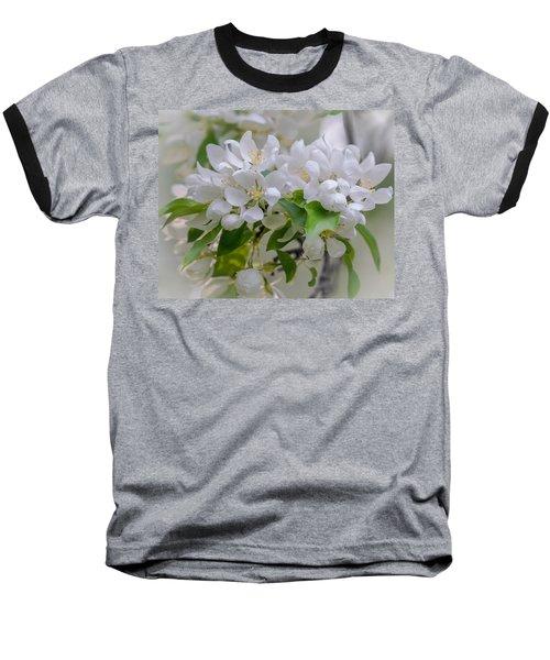 Heavenly Blossoms Baseball T-Shirt