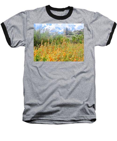 Heavenly Home In Arizona Baseball T-Shirt