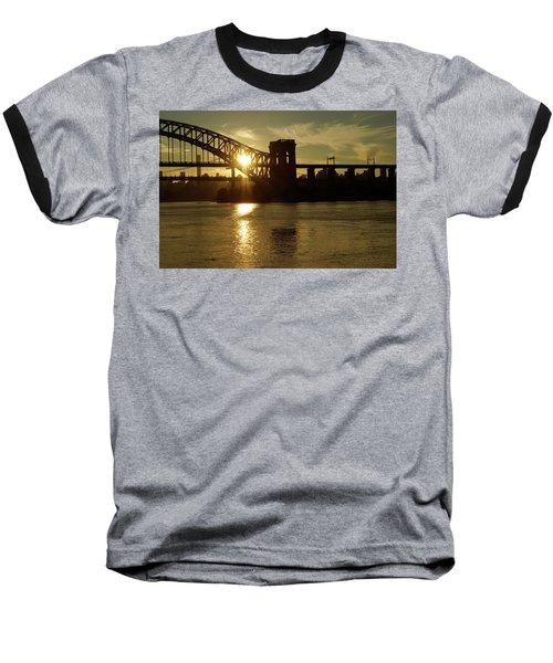 Hellgate Sun Beam Baseball T-Shirt