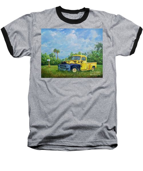 Here They Are Baseball T-Shirt