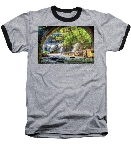 Hidden Falls Baseball T-Shirt