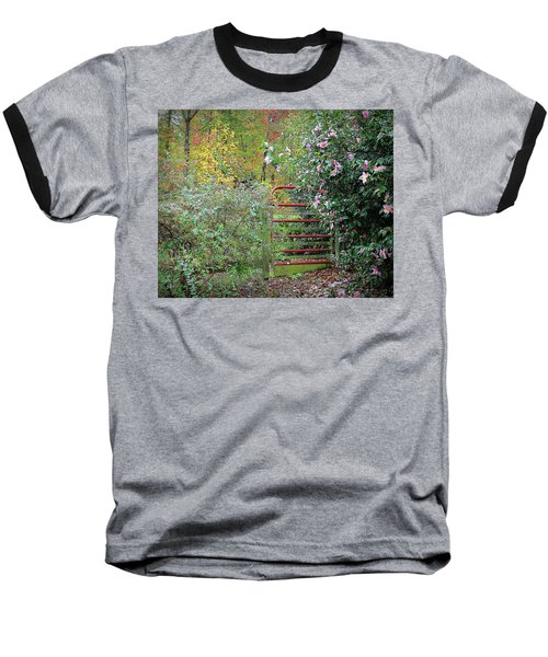 Hidden Gate Baseball T-Shirt