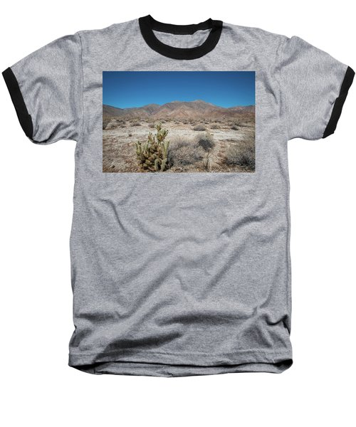 High Desert Cactus Baseball T-Shirt