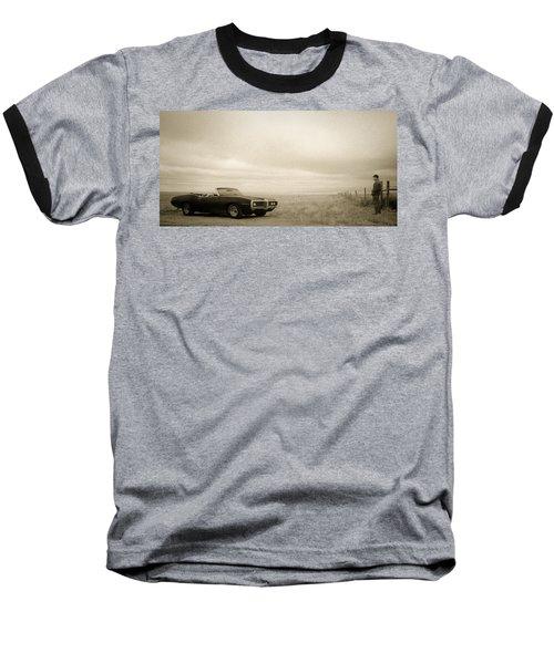 High Plains Drifter Baseball T-Shirt