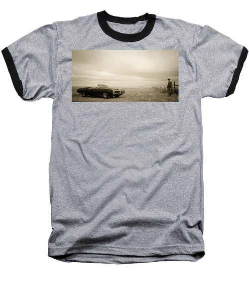 High Plains Drifter Baseball T-Shirt