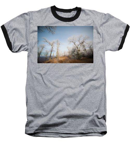Hilltop Hoarfrost Baseball T-Shirt