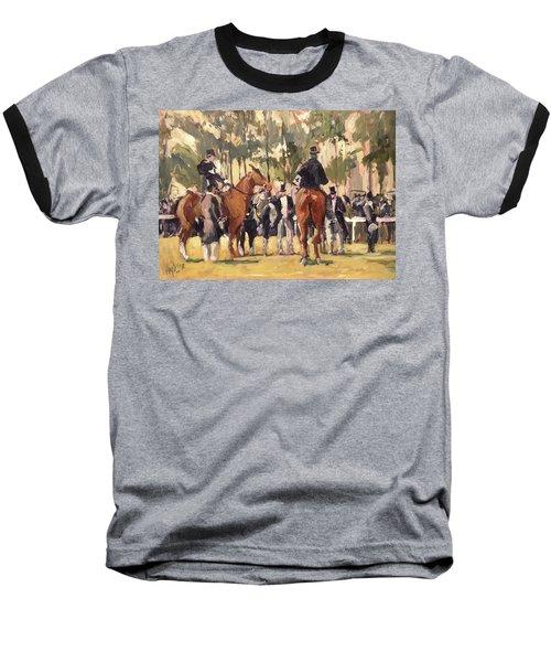 Hippique Maastricht Baseball T-Shirt