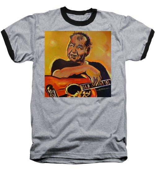 His Pumpkin's Little Daddy Baseball T-Shirt