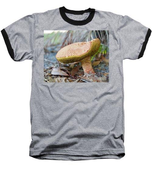 Hog Mushroom Baseball T-Shirt