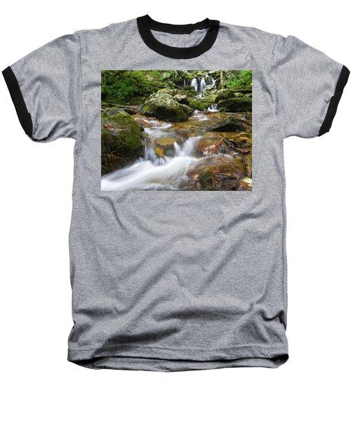Hogcamp Branch Falls I Baseball T-Shirt