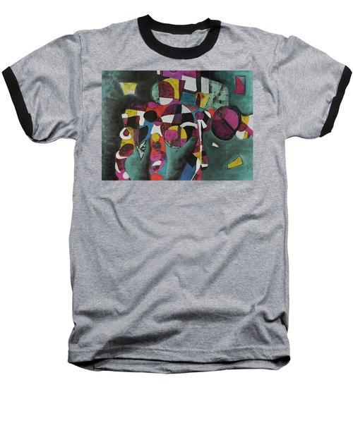 Holding Up The Equinox Baseball T-Shirt