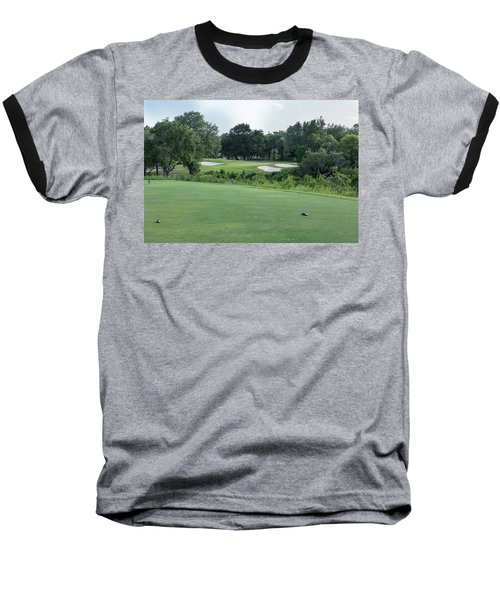Hole #12 Baseball T-Shirt