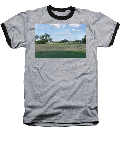 Hole #14 Baseball T-Shirt