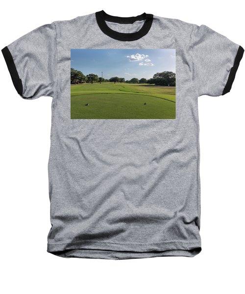 Hole #15 Baseball T-Shirt