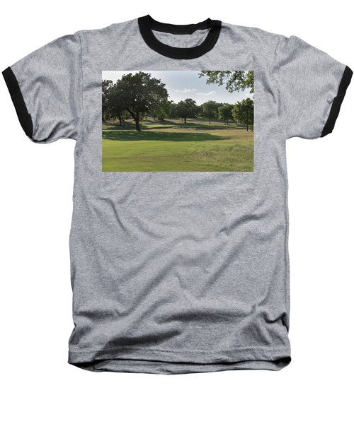 Hole #16 Baseball T-Shirt