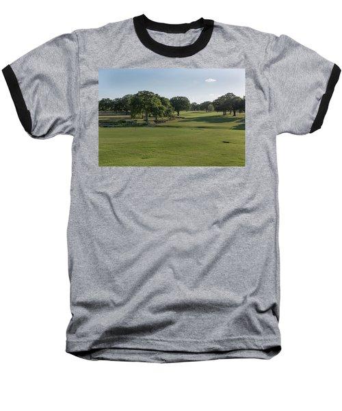 Hole #18 Baseball T-Shirt