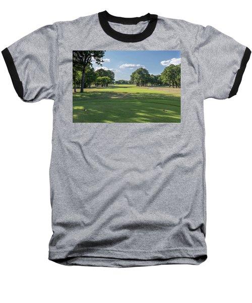 Hole #4 Baseball T-Shirt
