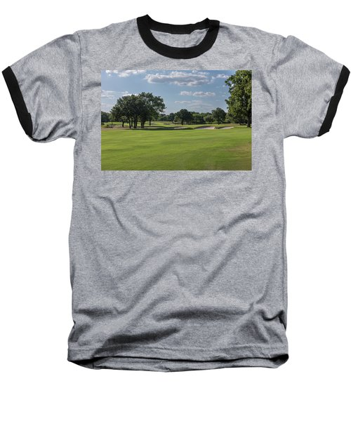 Hole #5 Baseball T-Shirt