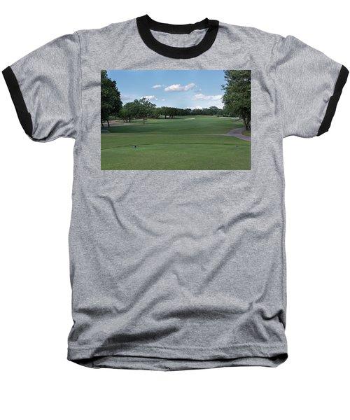 Hole #6 Baseball T-Shirt
