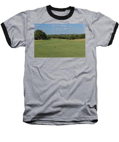 Hole #7 Baseball T-Shirt