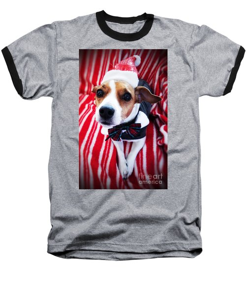 Holiday Jack Baseball T-Shirt