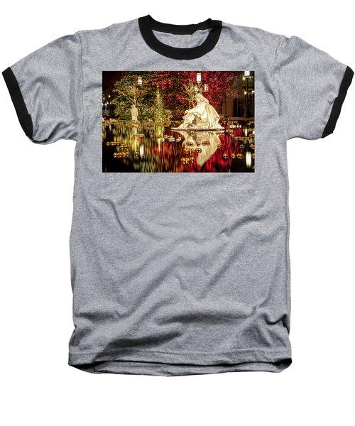 Holy Birth Baseball T-Shirt