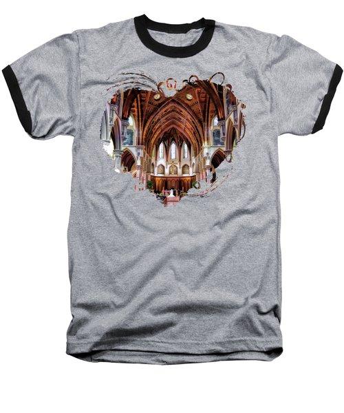 Holy Name Cathedral Baseball T-Shirt