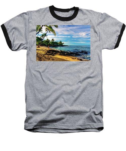 Honl Beach Baseball T-Shirt