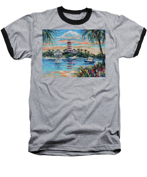 Hopetown Paradise Baseball T-Shirt