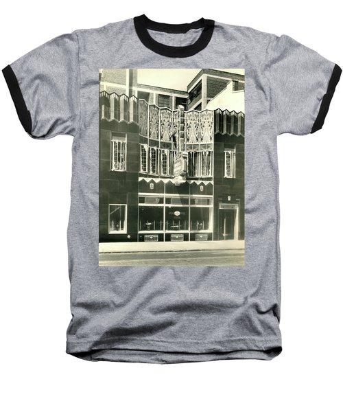 Horn And Hardart, S 18th St., Philadelphia Baseball T-Shirt