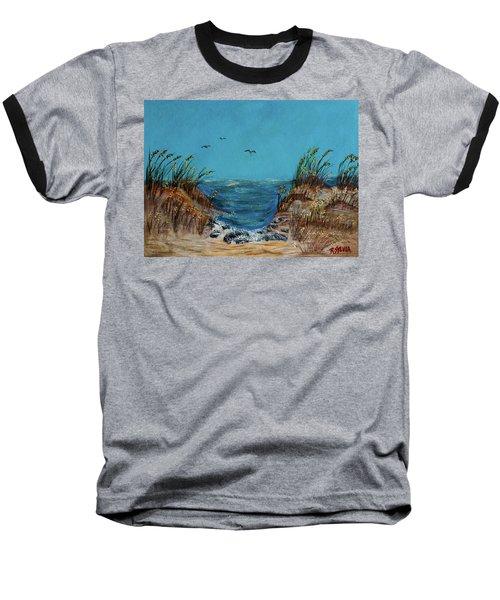 Horse Neck Baseball T-Shirt